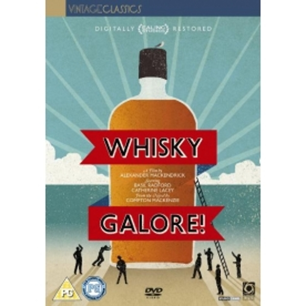 Whisky Galore 80 Years Of Ealing DVD