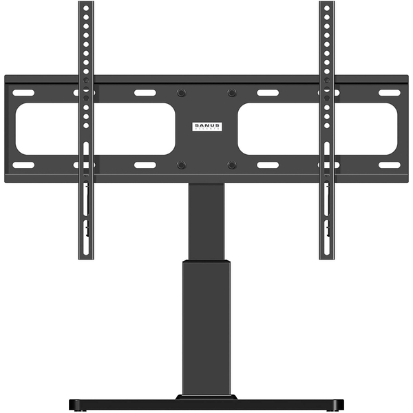Sanus VTVS1 Universal Swivel TV Stand for 32-60-Inch Screens - Black