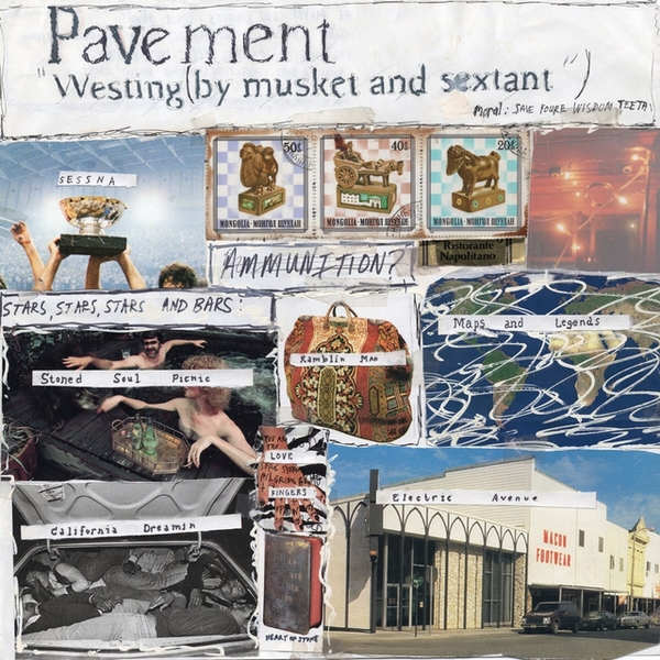 Pavement - Westing (By Musket And Sextant) Vinyl