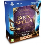 Book Of Spells & PlayStation Eye Camera & Move Controller & Wonderbook Bundle PS3
