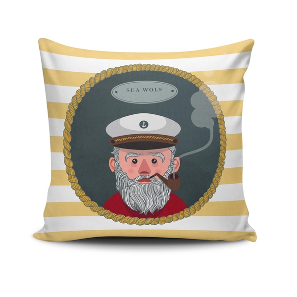 NKLF-335 Multicolor Cushion Cover