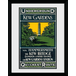 """Transport For London Kew Quickest Route 12"""" x 16"""" Framed Collector Print - Image 2"""