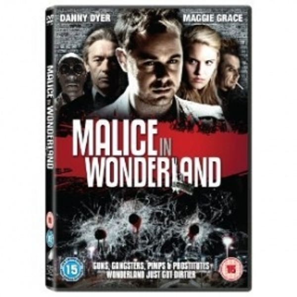 Malice In Wonderland DVD