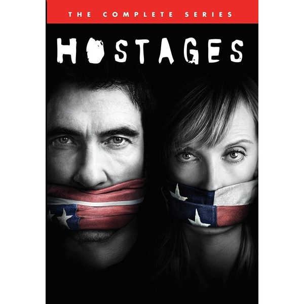 Hostages The Complete Series DVD