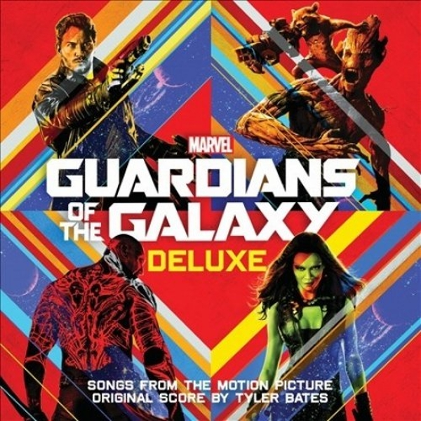 Various Artists - Guardians Of The Galaxy - Deluxe Vinyl