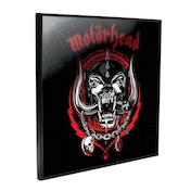 Everything Louder (Motorhead) Crystal Clear Picture [Damaged Packaging]