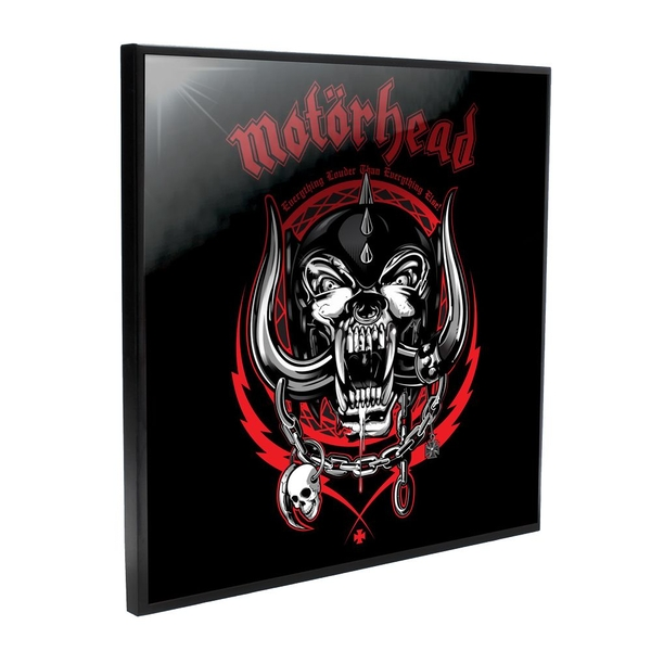 Everything Louder (Motorhead) Crystal Clear Picture