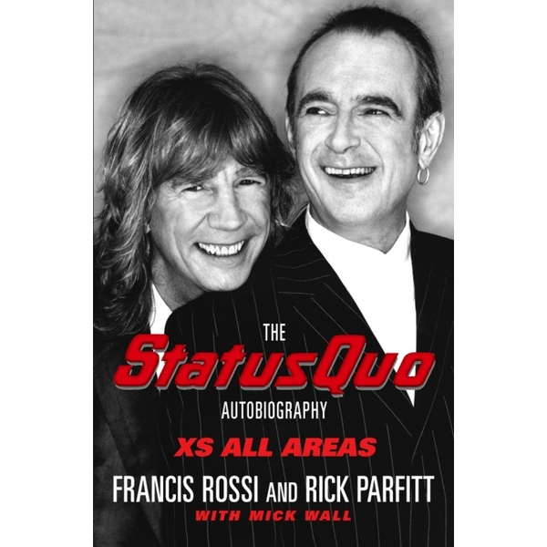 XS All Areas Paperback – 12 Jan 2017