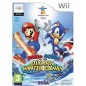 Mario & Sonic At The Olympic Winter Games Vancouver 2010 Game Wii