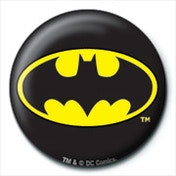 DC Comics - Batman Logo Badge