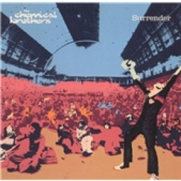 The Chemical Brothers Surrender CD