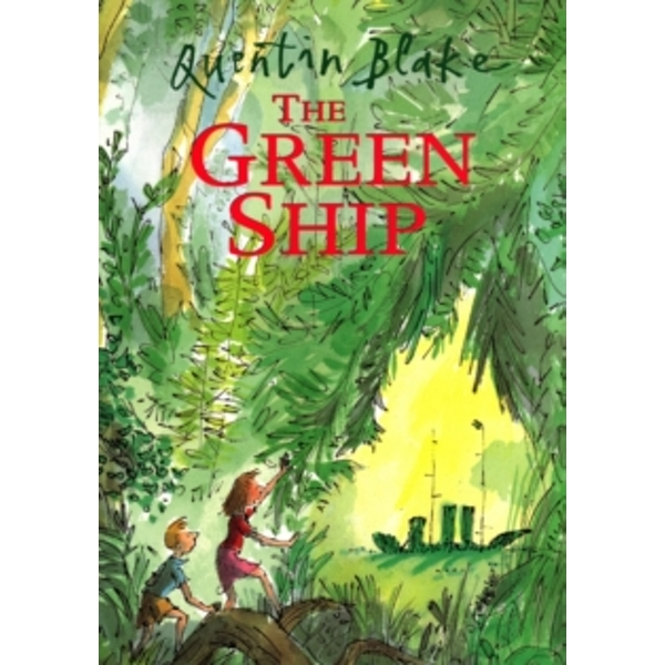 The Green Ship by Quentin Blake (Paperback, 2000)