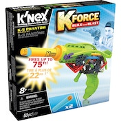 K'nex K-Force K5 Phantom Blaster Construction Set