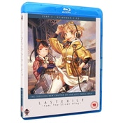 Last Exile Fam The Silver Wing Part 1 Blu-ray