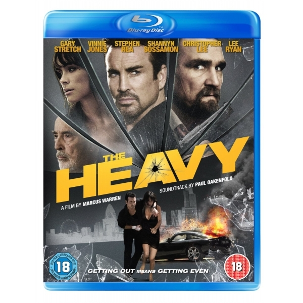 The Heavy Blu-ray