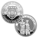 Resident Evil 2 Limited Edition Collectable Coin Silver Edition - Image 2
