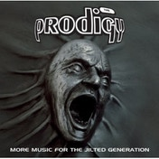 The Prodigy - More Music For The Jilted Generation CD