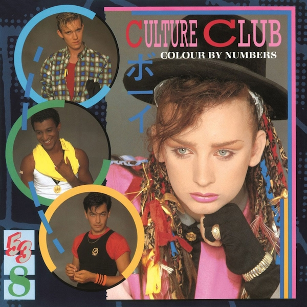 Culture Club - Colour By Numbers Vinyl