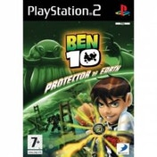 Ben 10 Protector Of Earth Game PS2