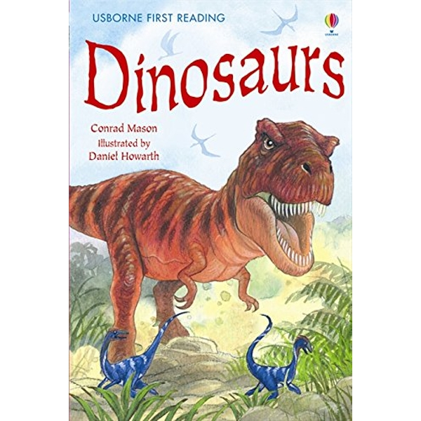 Dinosaurs (First Reading) (2.3 First Reading Level Three (Red)) Hardcover