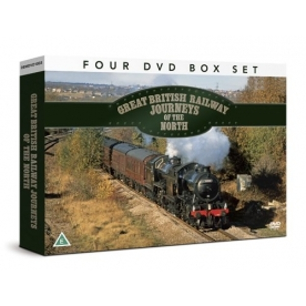 British Railway Journeys Of The North DVD