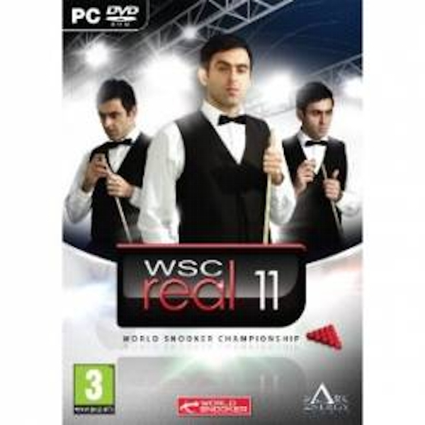 WSC Real 2011 World Snooker Championship Game PC