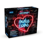 Latest & Greatest Indie Love CD