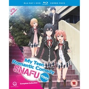 My Teen Romantic Comedy SNAFU Too! (Episodes 1-13) Blu-ray/DVD Combo