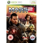 Ex-Display Mass Effect 2 Game Xbox 360 Used - Like New