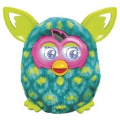 Furby Boom - Green Peacock