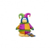 Club Penguin Plush Series 10 Red Court Jester