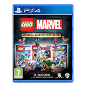 Lego Marvel Avengers Collection PS4 Game