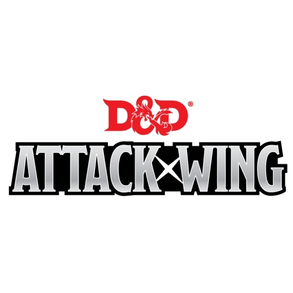 Dungeons & Dragons Attack Wing Gold Dwarf Cleric - Image 2