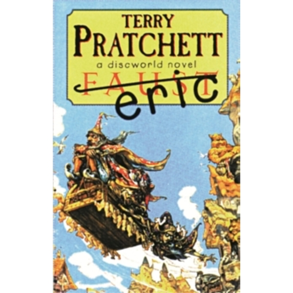 Eric: Discworld: The Unseen University Collection: A Discworld Novel: 9 Paperback
