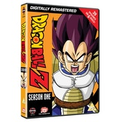 Dragon Ball Z Season 1 Episodes 1-39 DVD