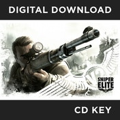 Sniper Elite V2 PC CD Key Download for Steam