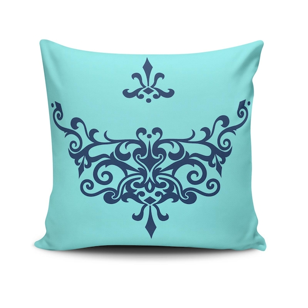NKLF-384 Multicolor Cushion Cover