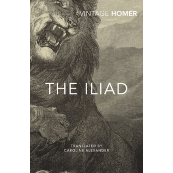 The Iliad by Homer (Paperback, 2017)