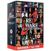 Red Dwarf Just the Shows Volumes 1 and 2 Collection DVD