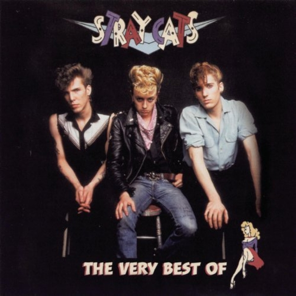 Stray Cats - Very Best Of CD