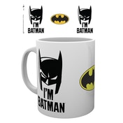 Batman Comic - I'm Batman Cowl Mug
