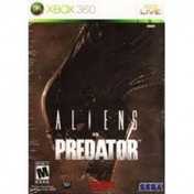 Aliens vs Predator (AVP) Steel Edition Game Xbox 360