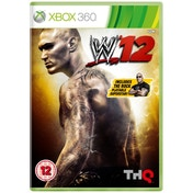 WWE 12 The Rock Pack Game Xbox 360