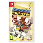 Supermarket Shriek Nintendo Switch Game
