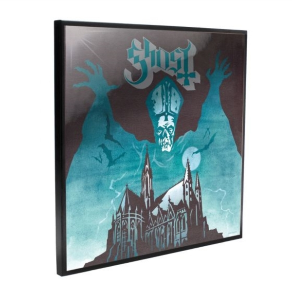 Ghost - Opus Eponymous Crystal Clear Pictures