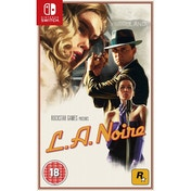L.A.Noire Nintendo Switch Game