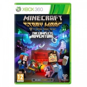 Ex-Display Minecraft Story Mode Complete Adventure Xbox 360 Game