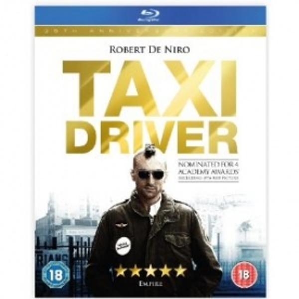 Taxi Driver Blu-Ray - Image 1