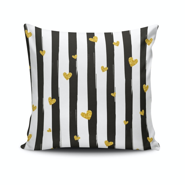 NKLF-295 Multicolor Cushion Cover