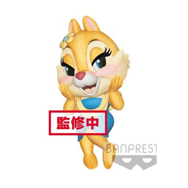 Chip n Dale Clarice Disney Fluffy Puffy Mini Figure